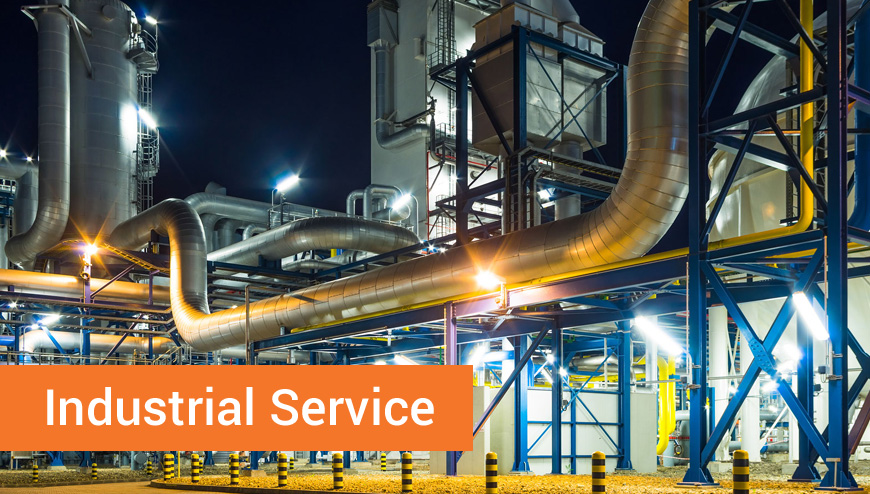 industrial service power max services